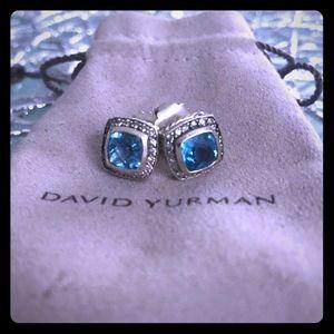 David Yurman blue topaz earnings